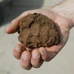 Кусочек глины