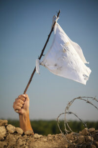 белый флаг